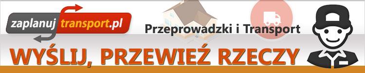 ZaplanujTransport.pl: Przeprowadzki, transport, aukcje