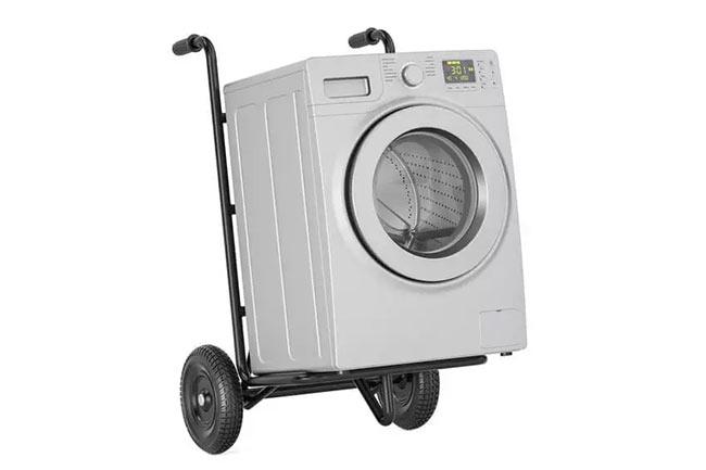 profesjonalny transport pralki