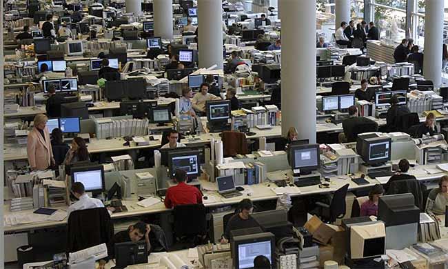 Przeprowadzka biura, pracownicy