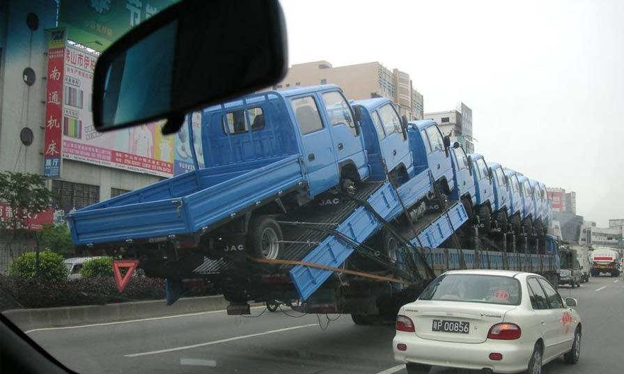 Śmieszne Przeprowadzki i Transport #3