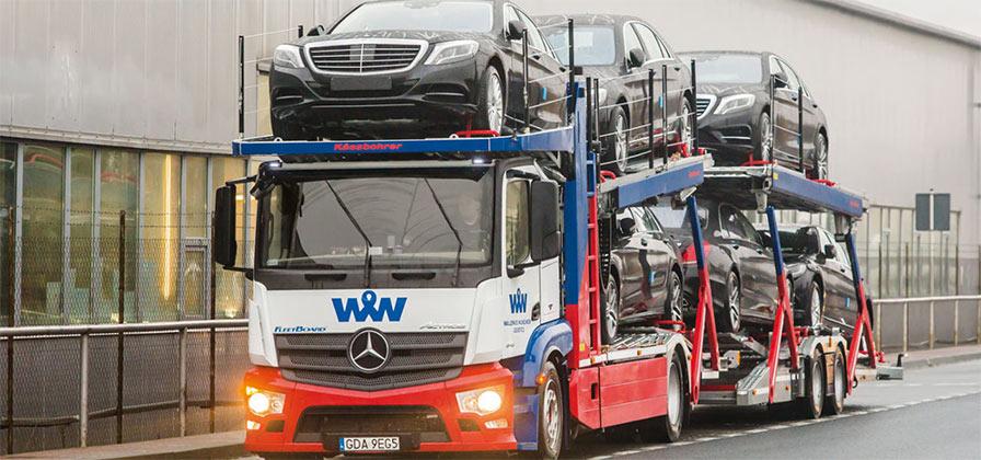 Transport Samochodu - Sposoby na Przewiezienie Pojazdu