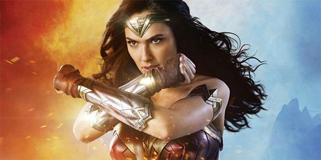 Wonder woman jako kobieca moc